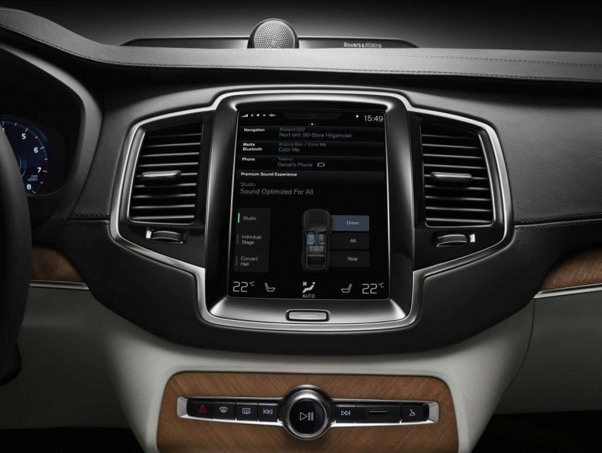 2015 Volvo XC90 leaked – full details to come later Image #266132