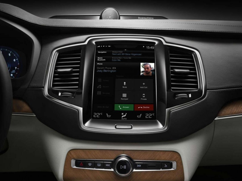 2015 Volvo XC90 leaked – full details to come later Image #266134