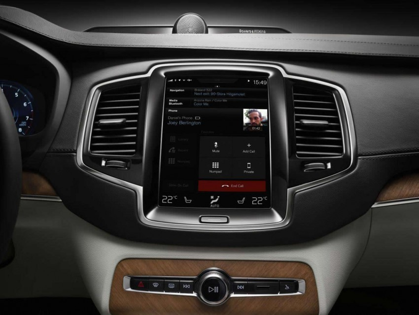 2015 Volvo XC90 leaked – full details to come later Image #266135