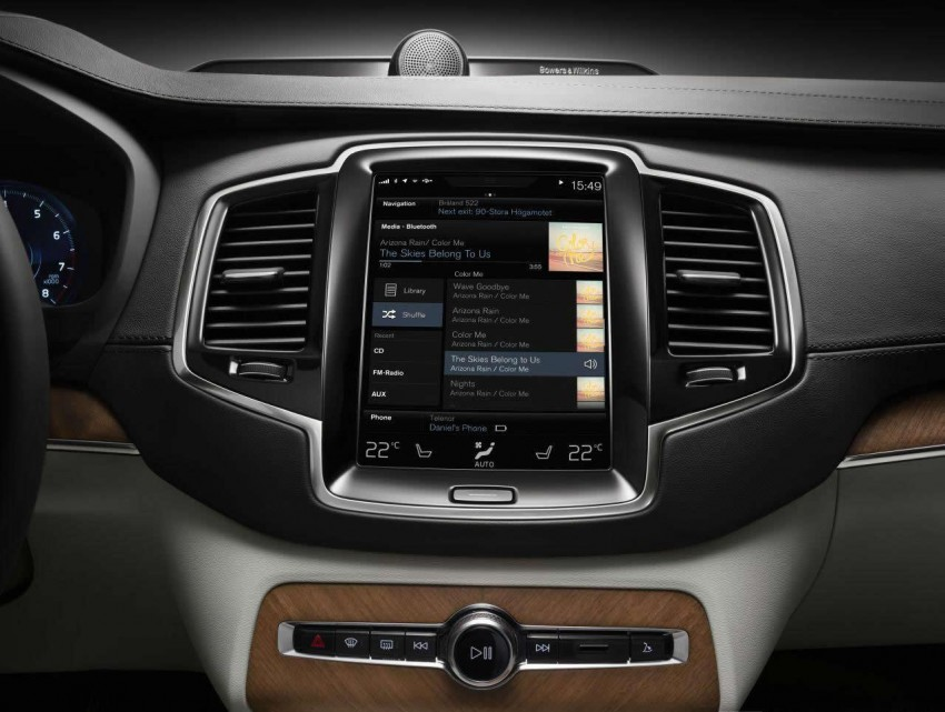 2015 Volvo XC90 leaked – full details to come later Image #266137