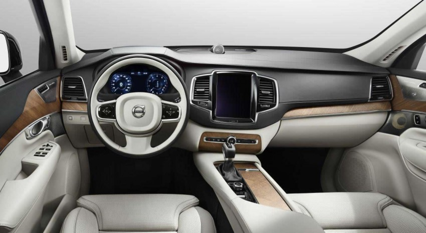 2015 Volvo XC90 leaked – full details to come later Image #266144
