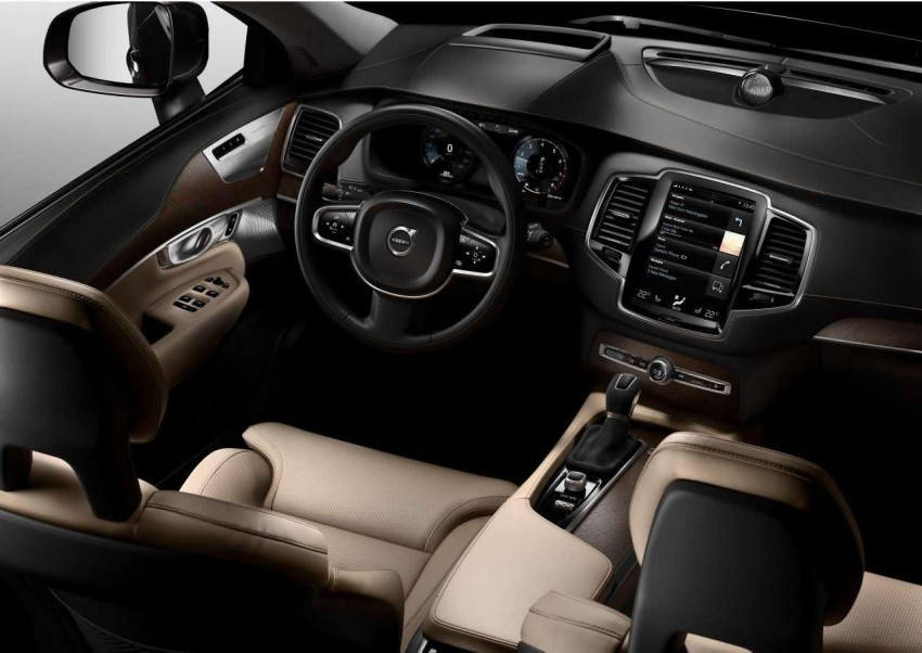 2015 Volvo XC90 leaked – full details to come later Image #266153