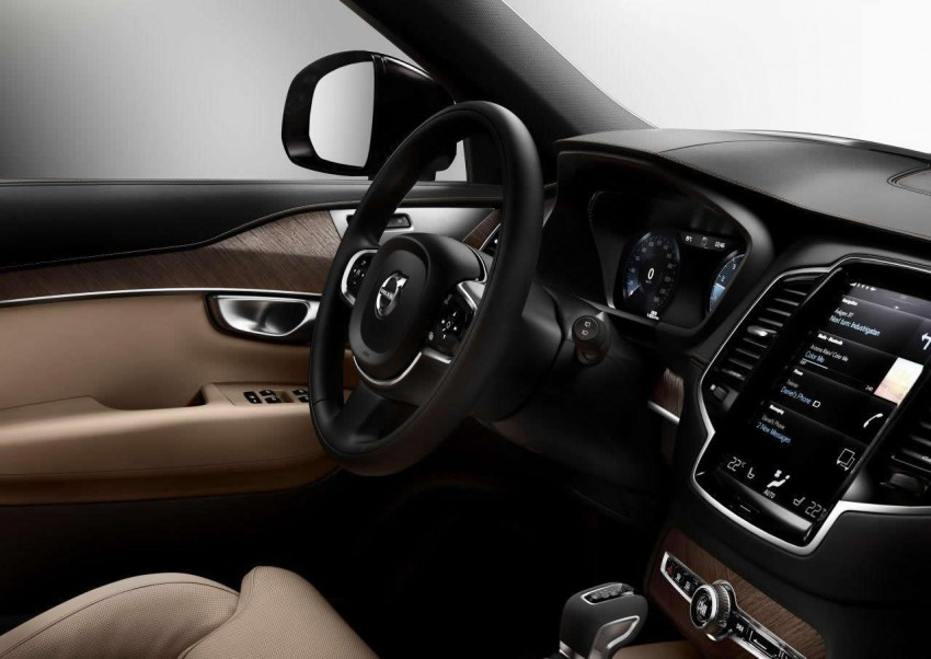 2015 Volvo XC90 leaked – full details to come later Image #266154
