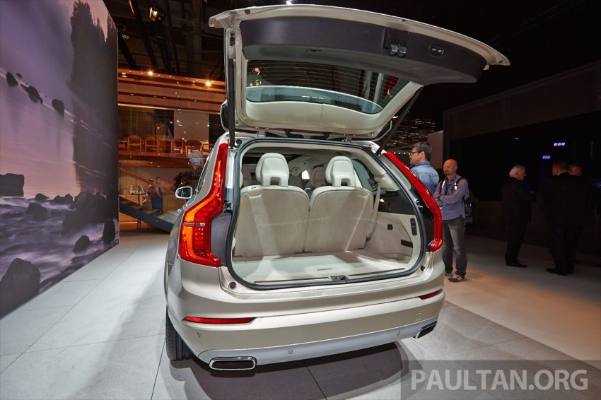 2015 Volvo XC90 – second-gen 7-seat SUV unveiled Image #277755