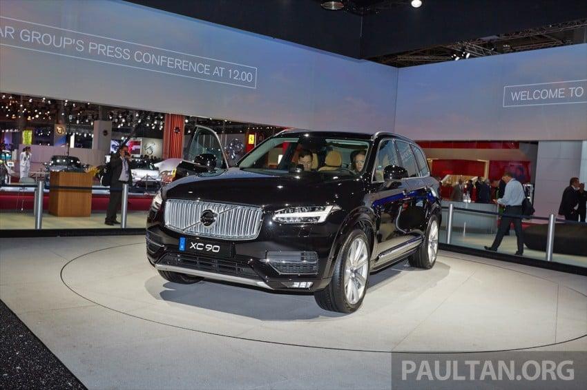 2015 Volvo XC90 – second-gen 7-seat SUV unveiled Image #277765