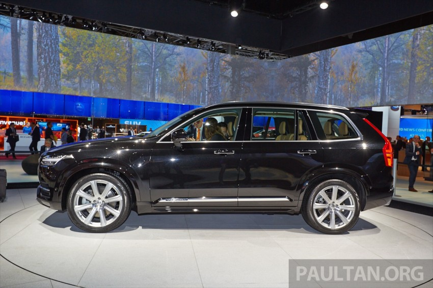 2015 Volvo XC90 – second-gen 7-seat SUV unveiled Image #277756