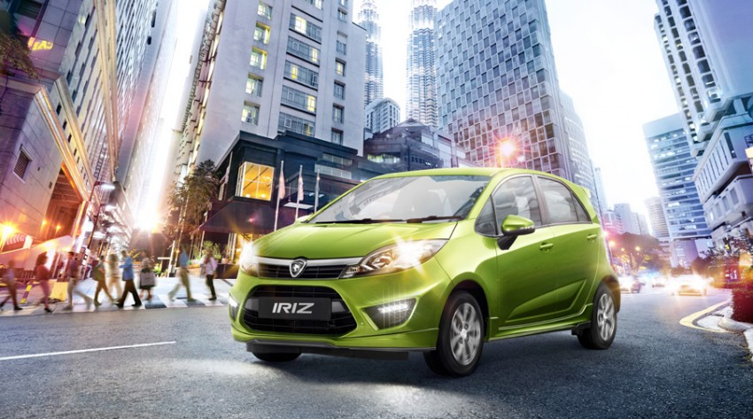 Proton Iriz launched – 1.3 and 1.6 VVT, from RM42k Image #276805