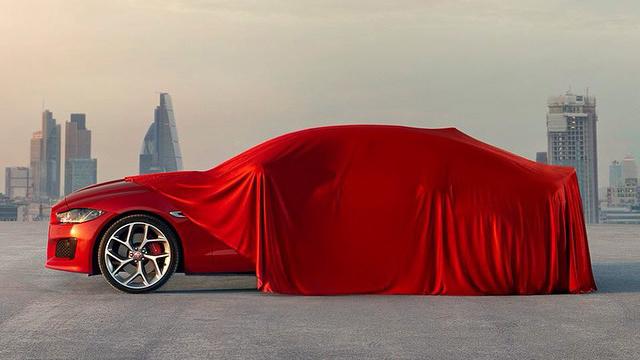 Jaguar XE – one more teaser before world premiere Image #269702