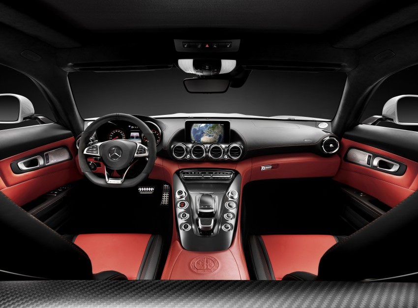 Mercedes-AMG GT – the 911 fighter is finally revealed Image #270474