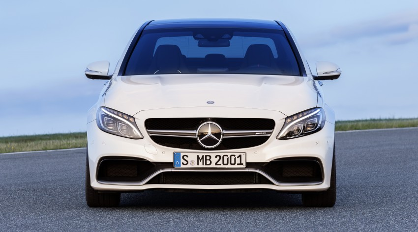 Mercedes-AMG C 63 and C 63 S – full details released Image #275082