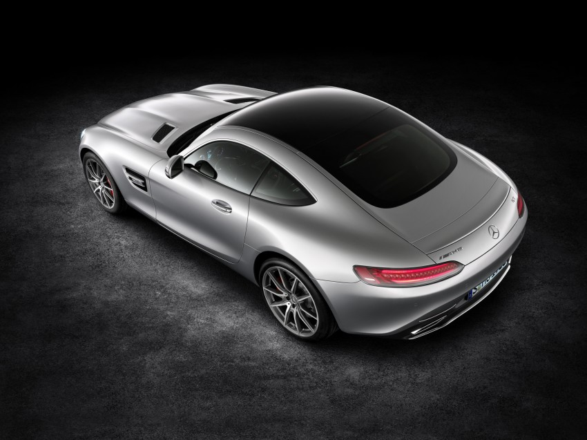 Mercedes-AMG GT – the 911 fighter is finally revealed Image #270399