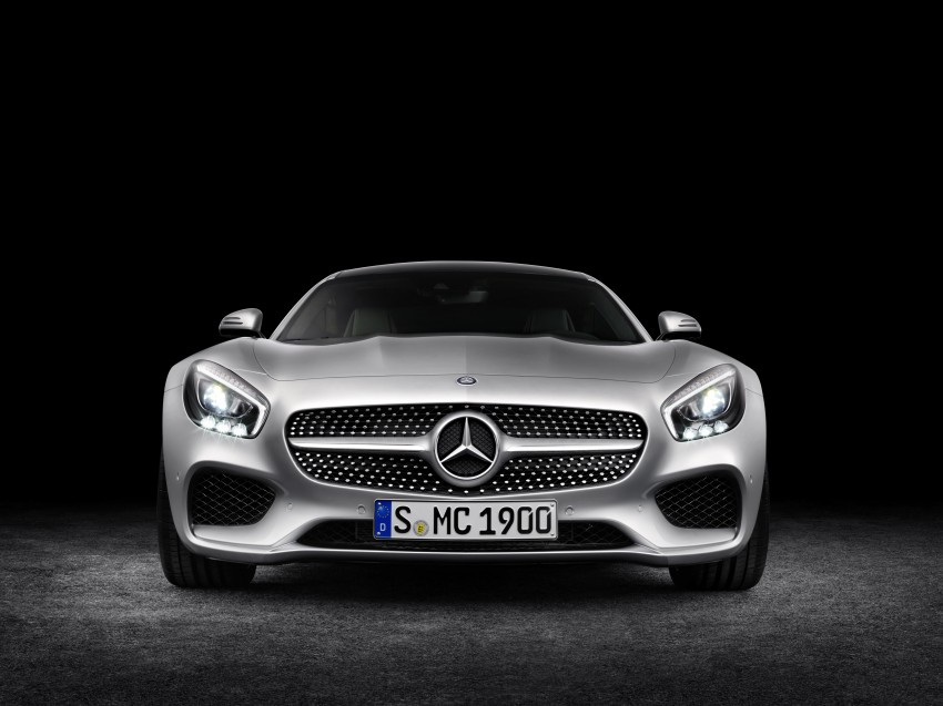 Mercedes-AMG GT – the 911 fighter is finally revealed Image #270403