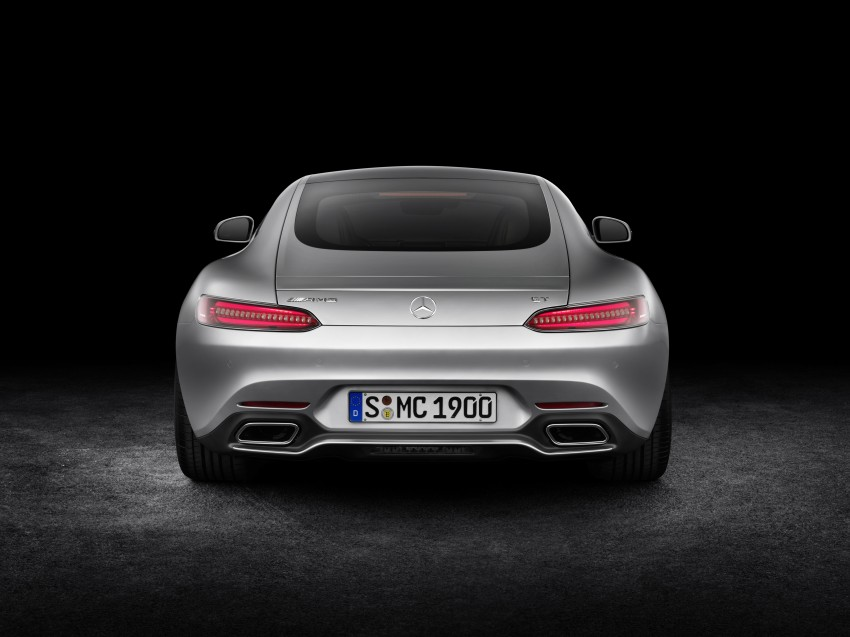 Mercedes-AMG GT – the 911 fighter is finally revealed Image #270407