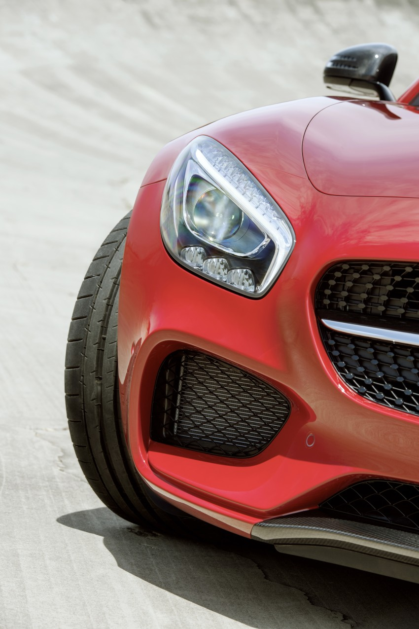 Mercedes-AMG GT – the 911 fighter is finally revealed Image #270454