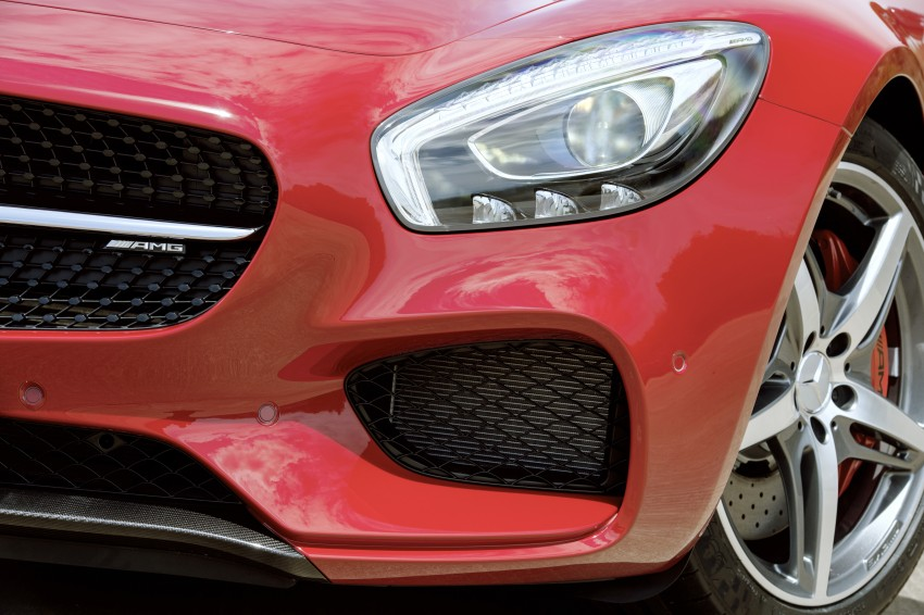 Mercedes-AMG GT – the 911 fighter is finally revealed Image #270455