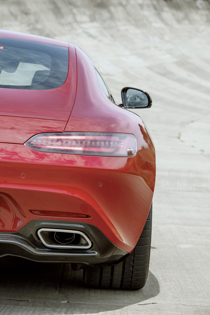 Mercedes-AMG GT – the 911 fighter is finally revealed Image #270456