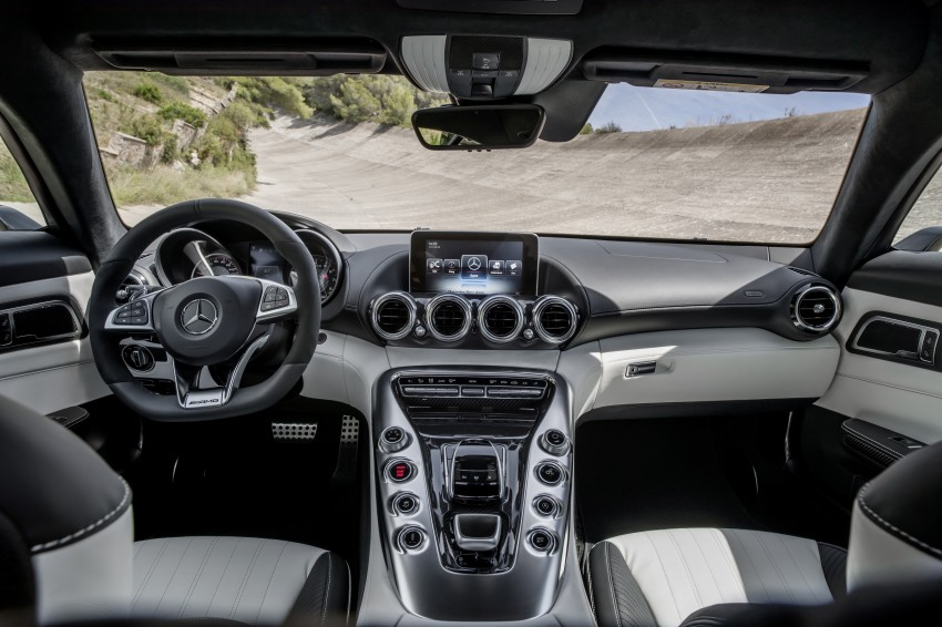 Mercedes-AMG GT – the 911 fighter is finally revealed Image #270507