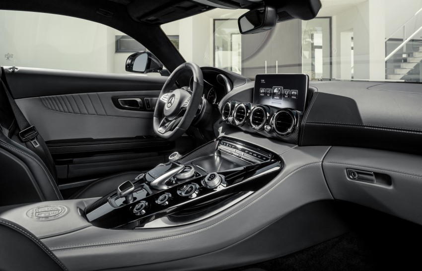 Mercedes-AMG GT – the 911 fighter is finally revealed Image #270480