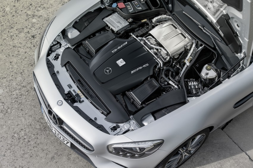 Mercedes-AMG GT – the 911 fighter is finally revealed Image #270511