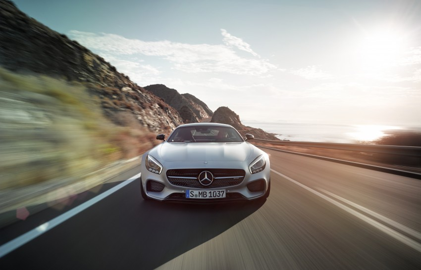 Mercedes-AMG GT – the 911 fighter is finally revealed Image #270433