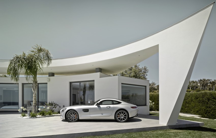 Mercedes-AMG GT – the 911 fighter is finally revealed Image #270441