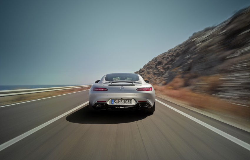 Mercedes-AMG GT – the 911 fighter is finally revealed Image #270481