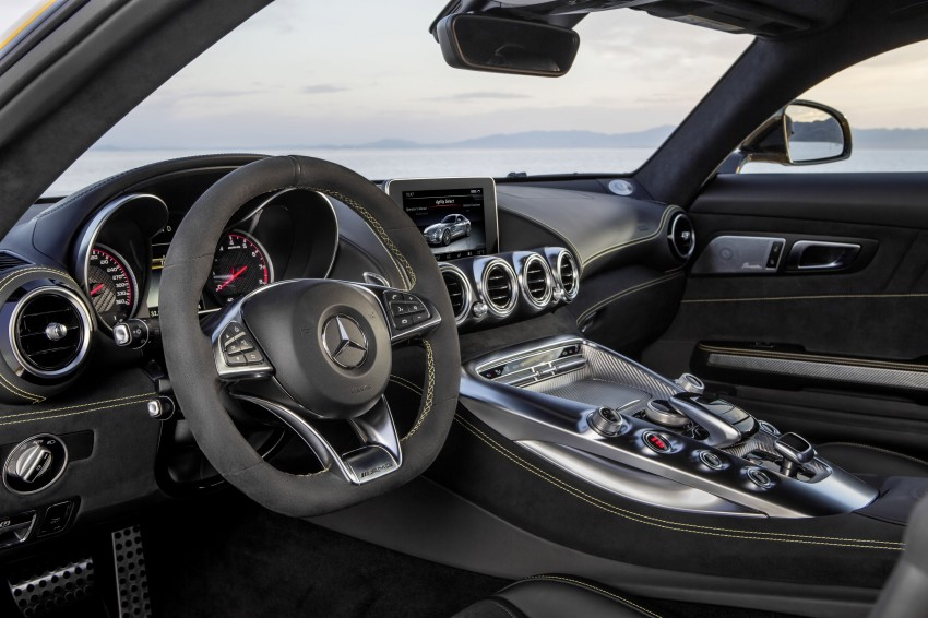 Mercedes-AMG GT – the 911 fighter is finally revealed Image #270515