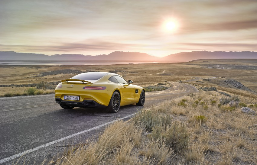 Mercedes-AMG GT – the 911 fighter is finally revealed Image #270482