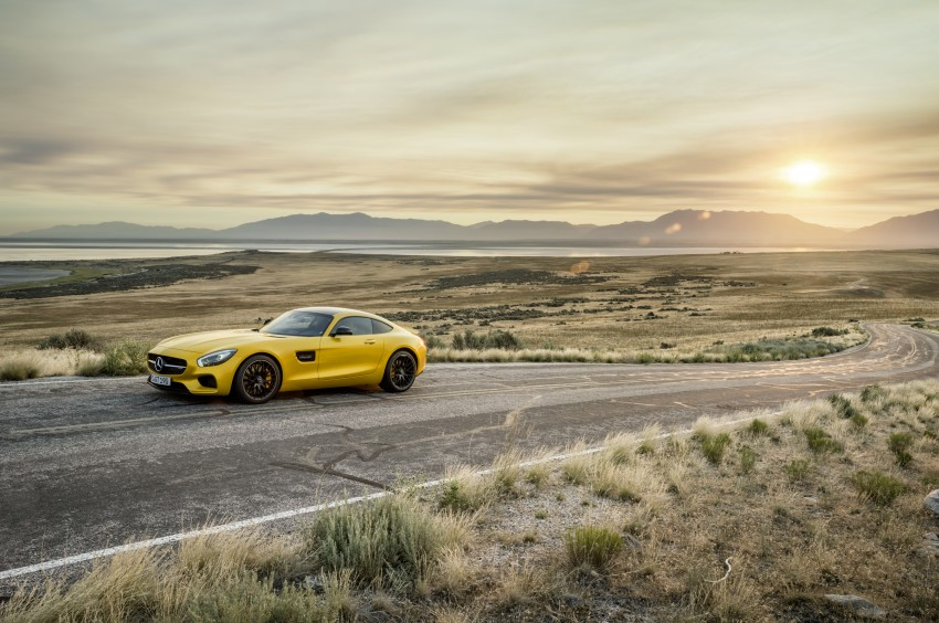 Mercedes-AMG GT – the 911 fighter is finally revealed Image #270460