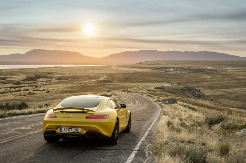 Mercedes-AMG GT – the 911 fighter is finally revealed Image #270485