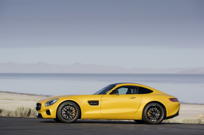 Mercedes-AMG GT – the 911 fighter is finally revealed Image #270486