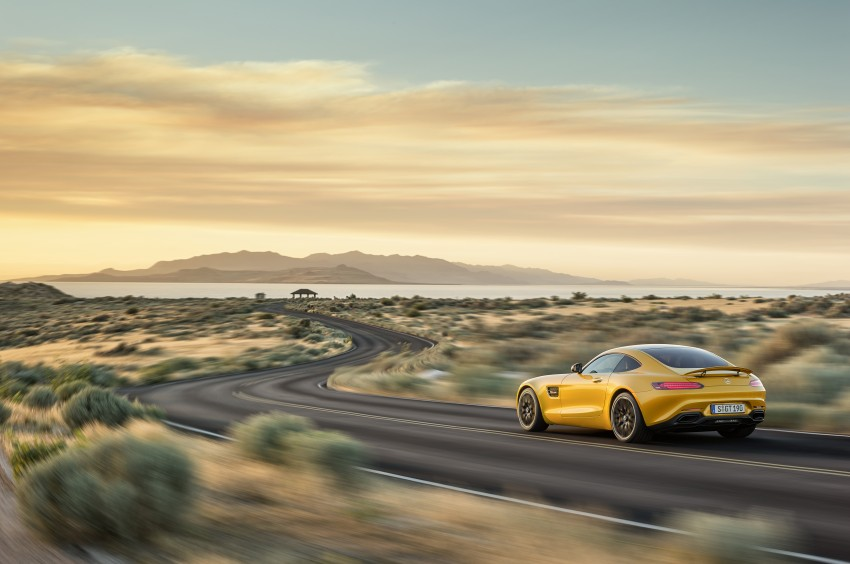 Mercedes-AMG GT – the 911 fighter is finally revealed Image #270465
