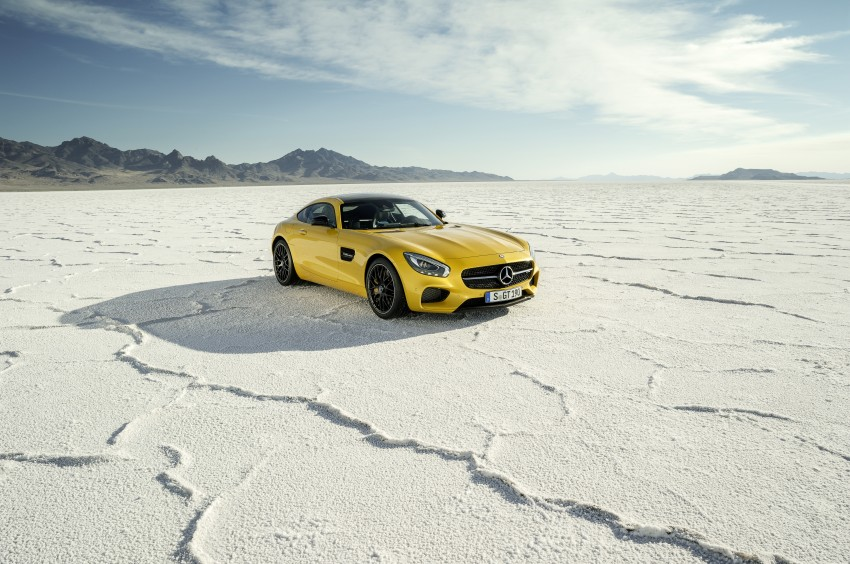 Mercedes-AMG GT – the 911 fighter is finally revealed Image #270496