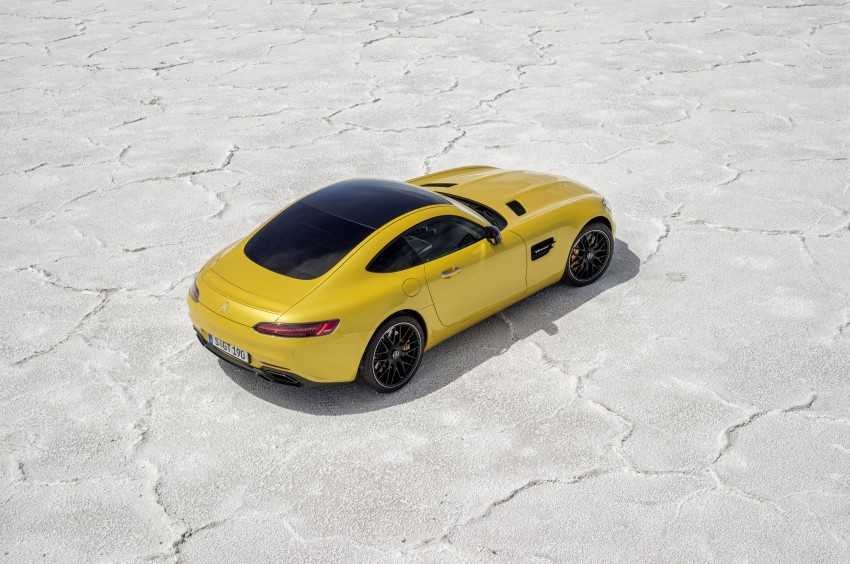 Mercedes-AMG GT – the 911 fighter is finally revealed Image #270471
