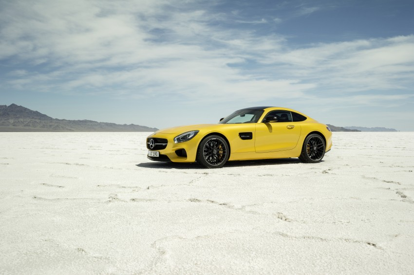 Mercedes-AMG GT – the 911 fighter is finally revealed Image #270501