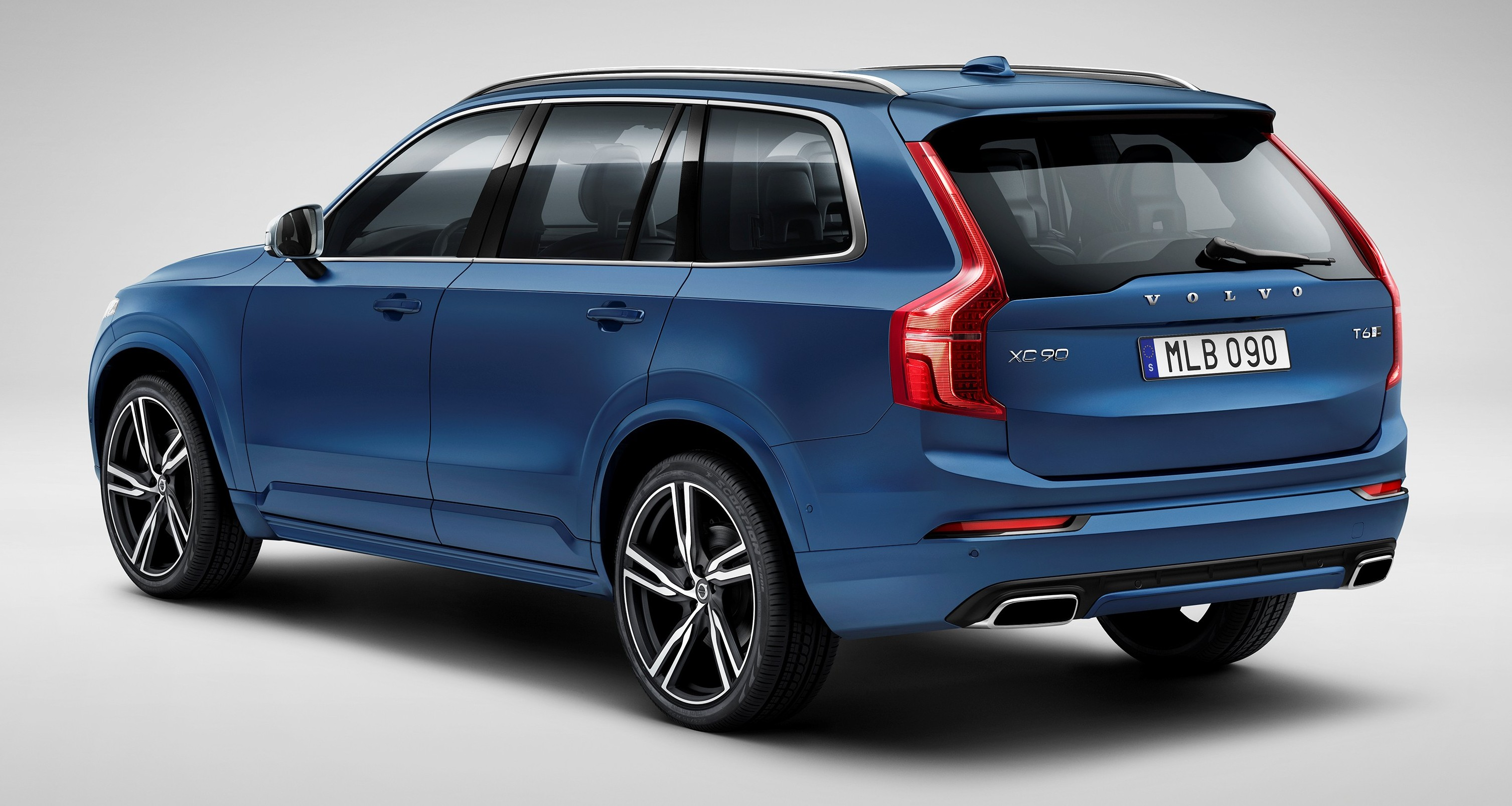 Volvo Xc90 R Design Cosmetic Upgrades For New Suv Image