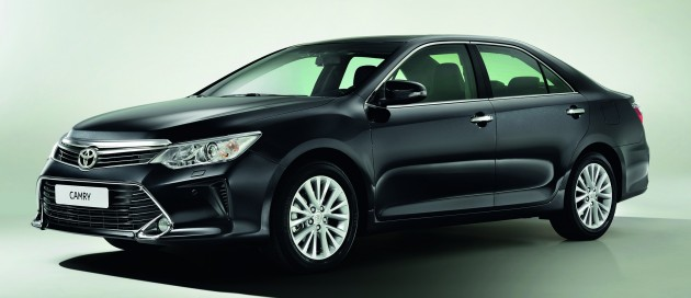 new car release in malaysia 20152015 Toyota Camry facelift to get new 20 litre VVTiW engine