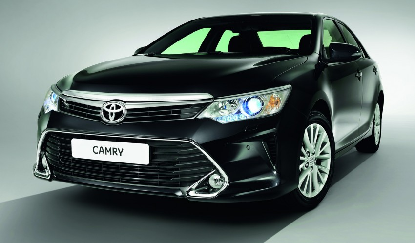2015 Toyota Camry facelift to feature new 2.0 litre engine with VVT-iW technology, 6-speed automatic Image #268387