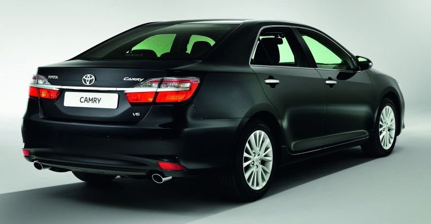 2015 Toyota Camry facelift to feature new 2.0 litre engine with VVT-iW technology, 6-speed automatic Image #268386