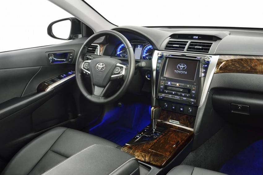 2015 Toyota Camry facelift to feature new 2.0 litre engine with VVT-iW technology, 6-speed automatic Image #268384
