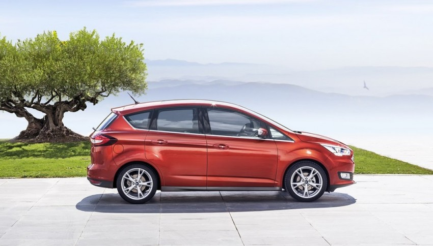 Ford C-MAX and Grand C-MAX – facelifted MPVs debut Image #272524