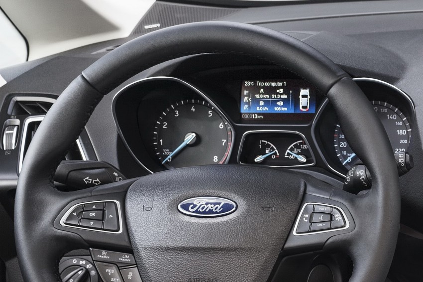 Ford C-MAX and Grand C-MAX – facelifted MPVs debut Image #272528