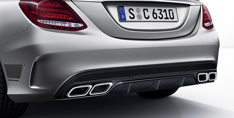 W205 Mercedes-Benz C 63 AMG and C 63 AMG S first photos and details – 700 Nm of torque! Image #274845