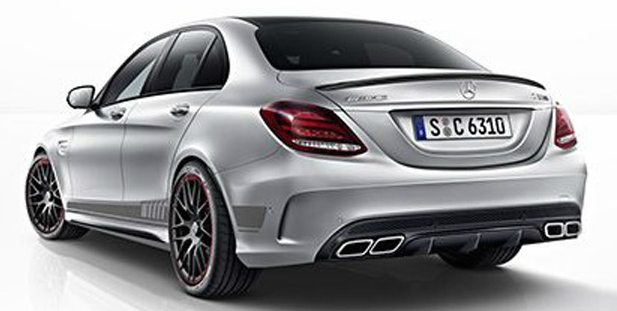W205 Mercedes-Benz C 63 AMG and C 63 AMG S first photos and details – 700 Nm of torque! Image #274848