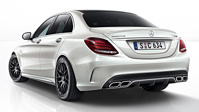 W205 Mercedes-Benz C 63 AMG and C 63 AMG S first photos and details – 700 Nm of torque! Image #274849