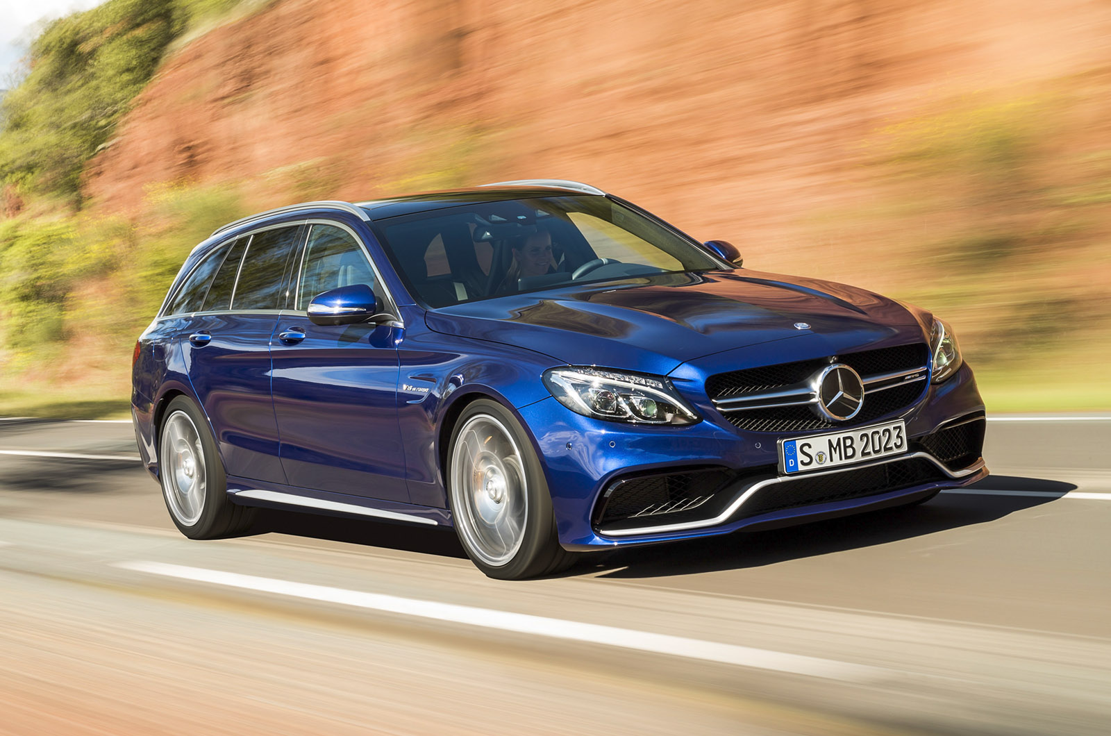 W205 Mercedes Benz C 63 Amg And C 63 Amg S First Photos