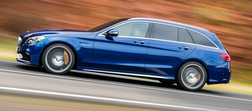 W205 Mercedes-Benz C 63 AMG and C 63 AMG S first photos and details – 700 Nm of torque! Image #274853