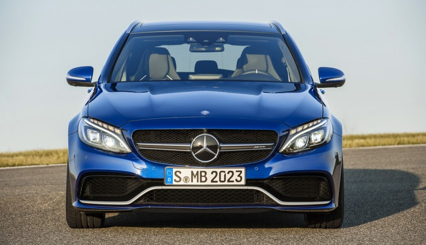 W205 Mercedes-Benz C 63 AMG and C 63 AMG S first photos and details – 700 Nm of torque! Image #274842