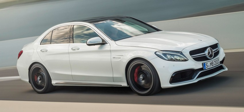 W205 Mercedes-Benz C 63 AMG and C 63 AMG S first photos and details – 700 Nm of torque! Image #274824