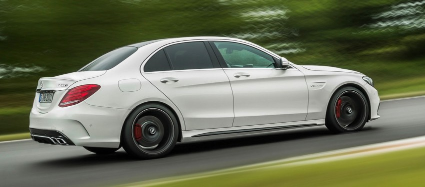 W205 Mercedes-Benz C 63 AMG and C 63 AMG S first photos and details – 700 Nm of torque! Image #274825